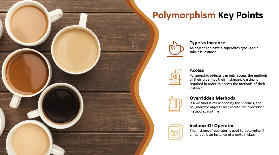 Chapter 10 - Polymorphism